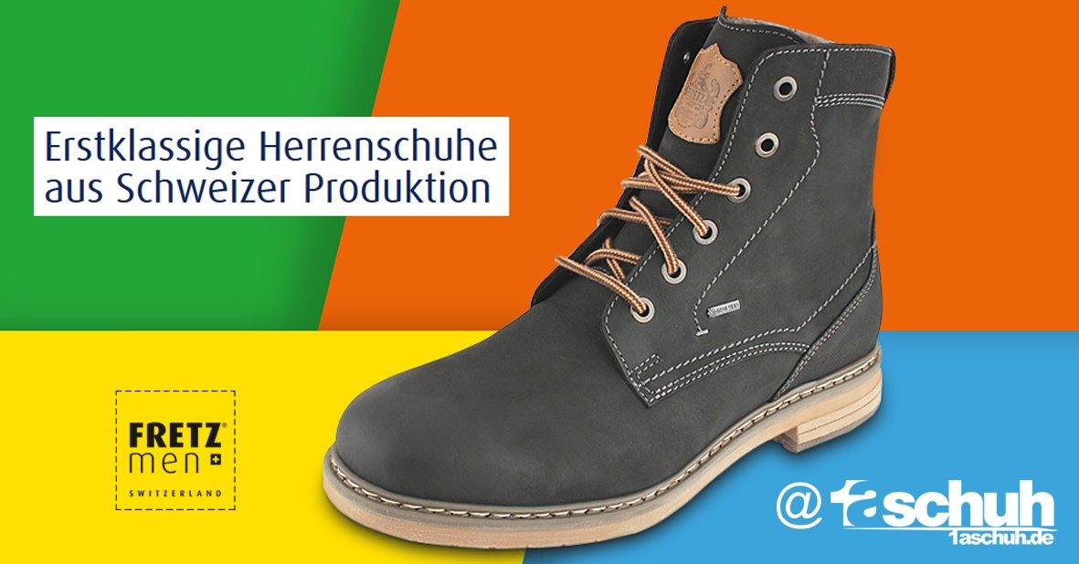 ... der Schweiz  Stil gepaar mit absoluter Bequemlichkeit von Frezt Men!  http   www.1aschuh.de fretzmen  1aschuh  Schuhe  Shoes  FretzMen  Schweiz   Qualität ... bfc24bd006