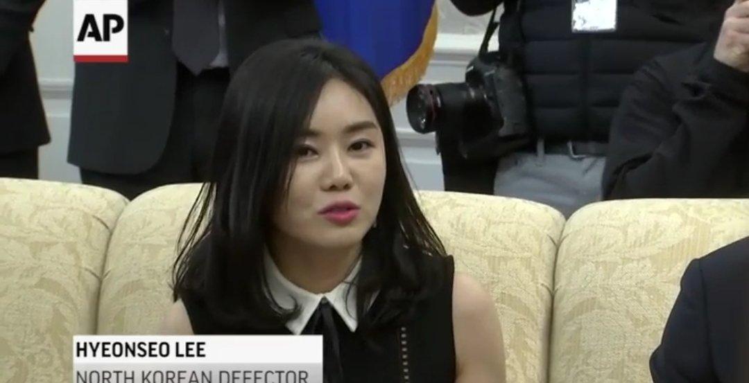 Hyeonseo Lee At Hyeonseoleenk Twitter