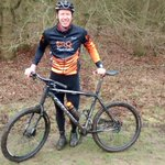 Enjoyable but very muddy training day today, @trianglia off road club 10k followed by a rare outing on the MTB #TORQfuelled