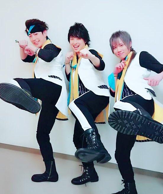 始まったライブツアー! 仙台…福岡…そしてライブビューイングの師匠!!!  かかってこい|*゚Д゚|┛ 楽しみにしていて下さい   #SideM