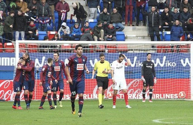 SD Eibar vs Sevilla 5-1 Highlights