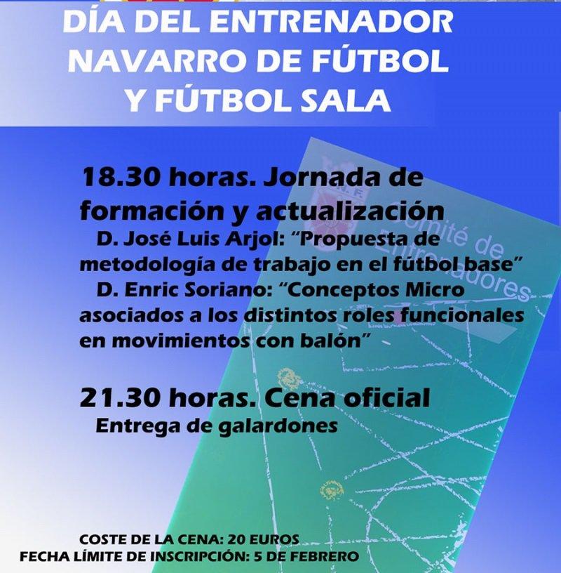 Desde La Banda - Fútbol Navarro (DLB-FN) | Día del entrenador de fútbol navarro.