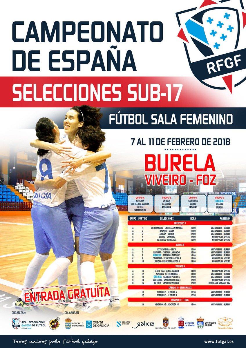 Desde La Banda - Fútbol Navarro (DLB) | Campeonato de España de Fútbol Sala Femenino Sub-17