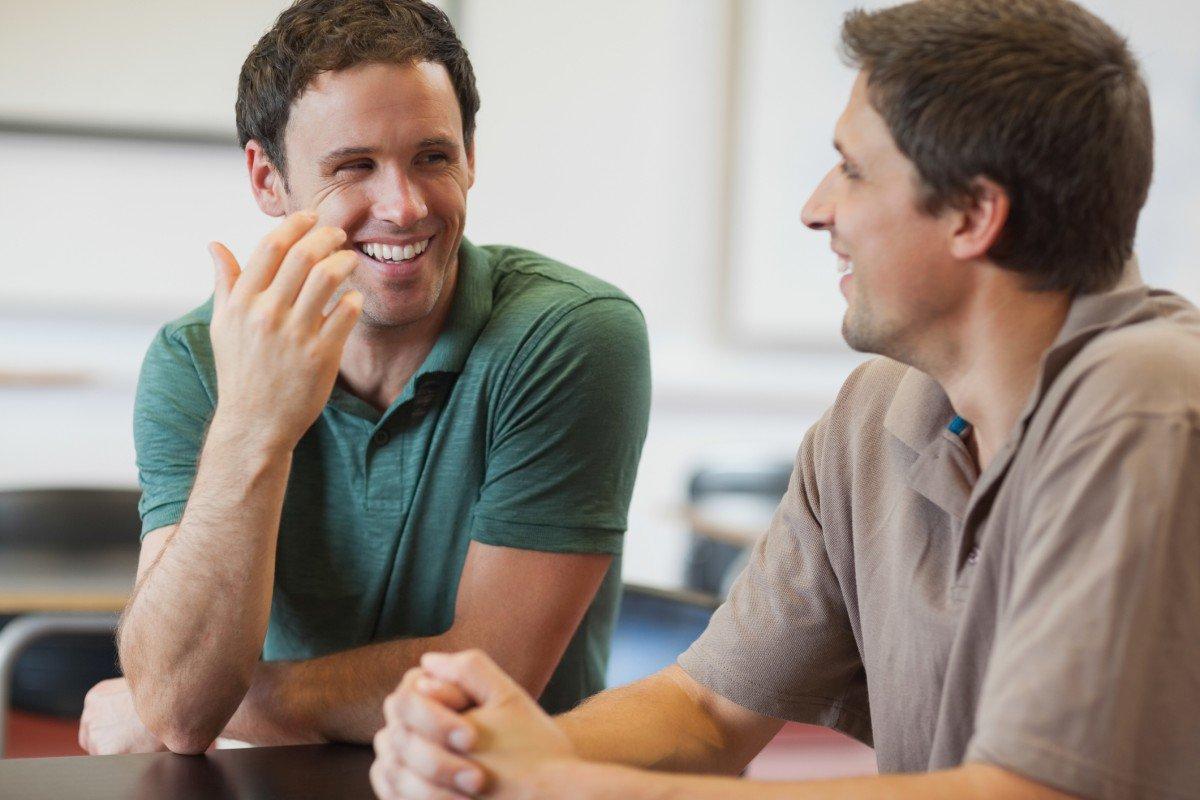 Картинки разговор двух людей приколы, жду тебя