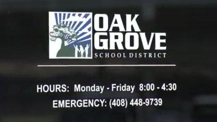 Ktvu On Twitter Oak Grove School Dist In Sanjose Closing 3