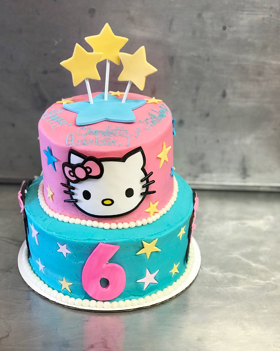 Hello Kitty Birthday Cake.Frostings On Twitter Hello Kitty S Never Looked So Good