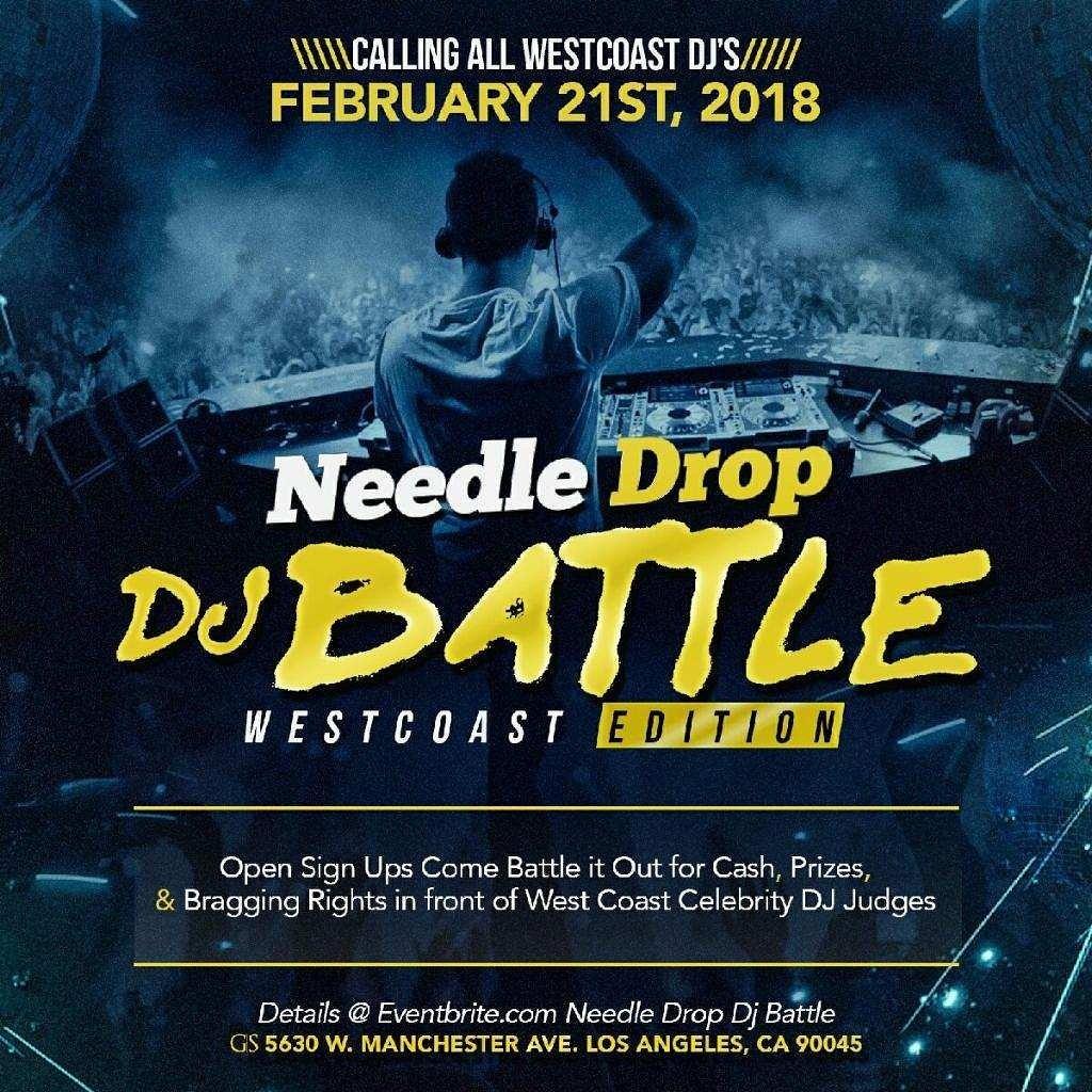 Calling out All Westcoast DJs #EMissyK #EmissykEnt #DJ #Battle #CashPrize #Giveaway #celebrity #judgespic.twitter.com/EAv0OeKsi8