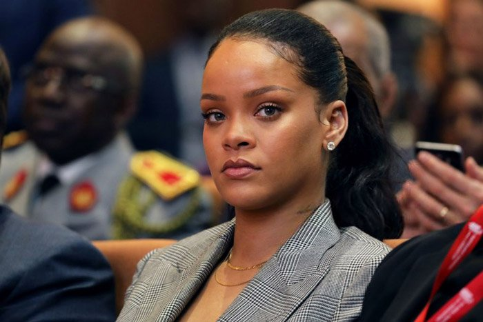 Rihanna helps raise $2.3 billion for global education https://t.co/sXAQDttzCd