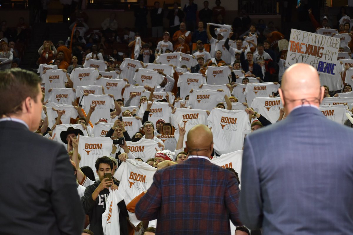 058f0f01a4096e Texas Basketball 🤘 on Twitter