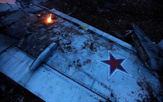 В Идлибе сбит Су-25 ВКС РФ
