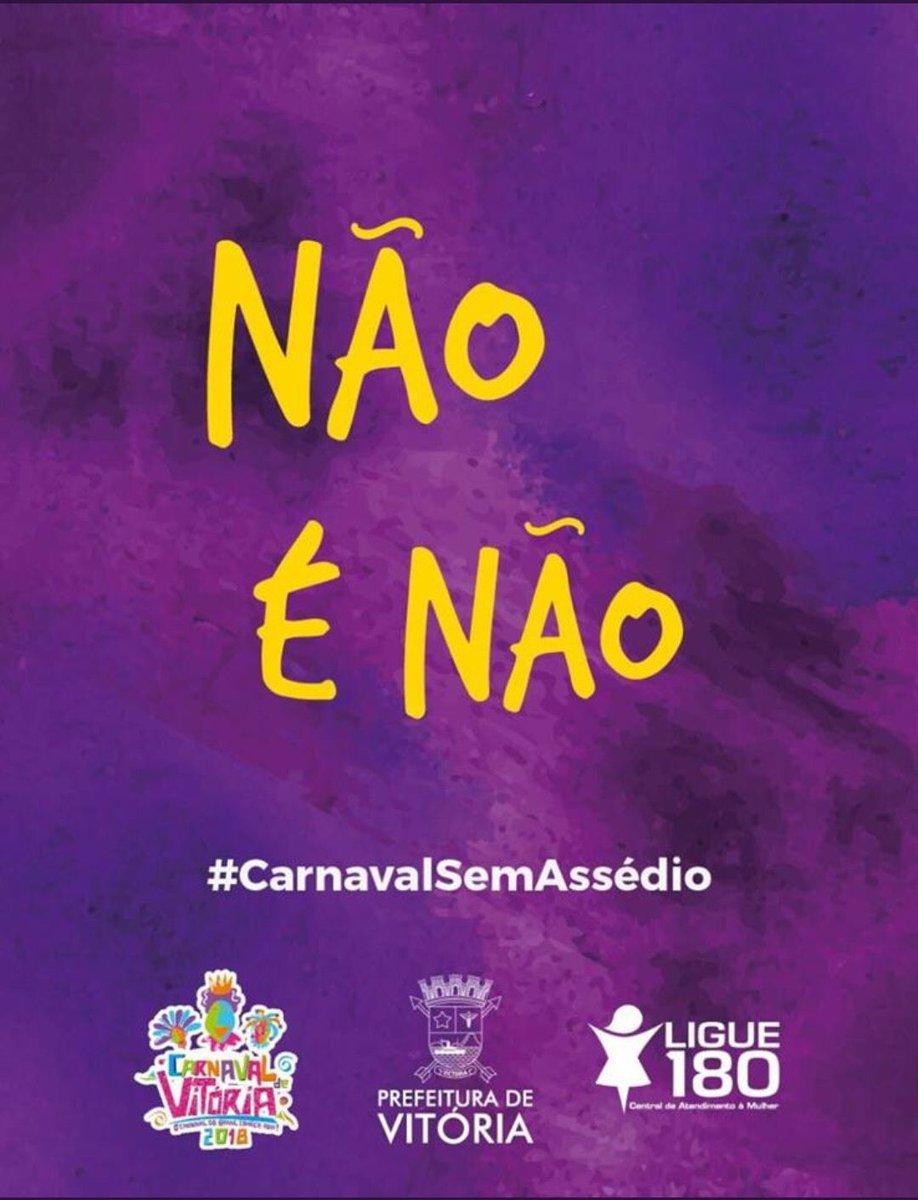 Campanha contra assédio #NAOENAO pipocando em varias partes do Brasil. Conhece outras iniciativas? Me ajude na pesquisa 💙