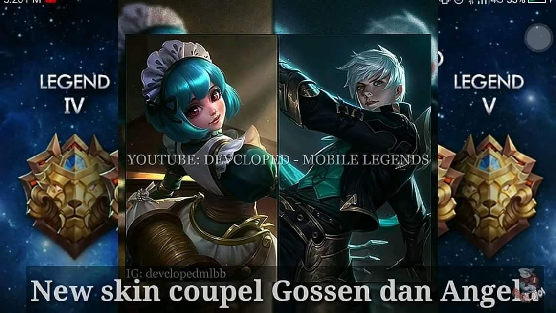 Kumpulan Koleksi Gambar Mobile Legends Gossen Gratis