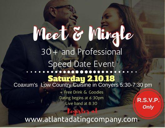 Speed Dating Atlanta
