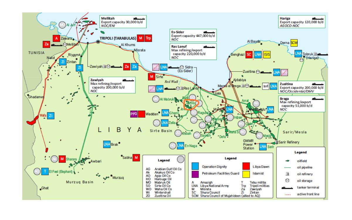 191b6eb0dea (Reuters)  https   uk.reuters.com article uk-libya-security libyan-forces-clash-with-islamic-state-near- dhara-oilfield-idUKKBN1FN0G3 … … … …pic.twitter.com  ...