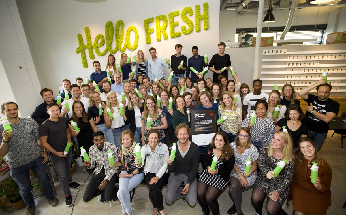 Unknown Facts About Hello Fresh Careers