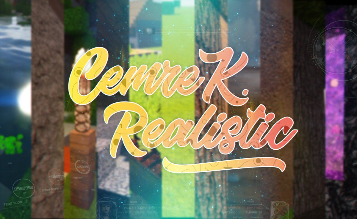 Planet Minecraft On Twitter Cemrek Realistic Is A New Hd