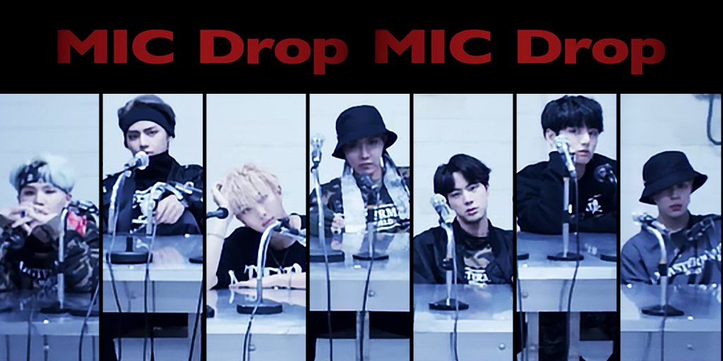 The new #1 song on Radio Disney is #BTS #MicDrop @steveaoki Mix! Congrats #ARMY! @BTS_twt @bts_bighit