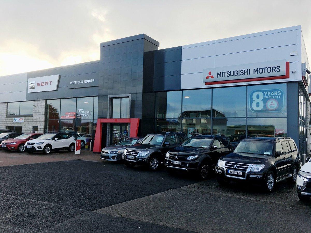 Rochford Motors RochfordMotors Twitter - Mitsubishi dealer link