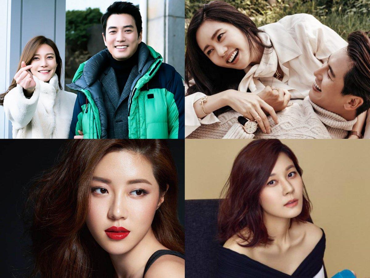 "Actrices Coreanas soompi spanish on twitter: ""actrices coreanas que esperan a"