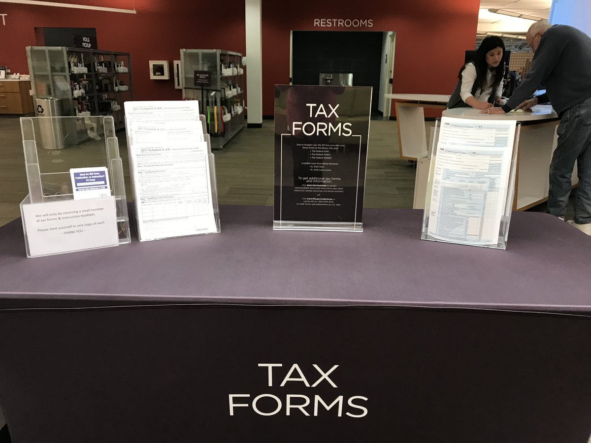 Arlingtonhtslibrary on twitter federal 1040s and the illinois 1040 more tax forms and instructions can be downloaded and printed from our website httpowcl9b30i8zo7 taxtime taxseason taxespicitter falaconquin
