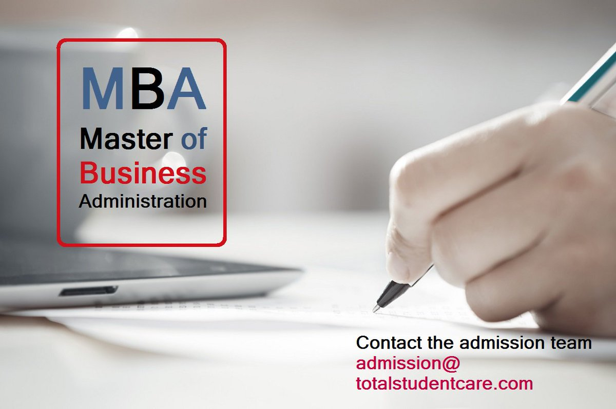 master in bussiness administration Be more than a business leader become a more elevated and engaged part of the business world as you earn your master of business administration (mba) from.