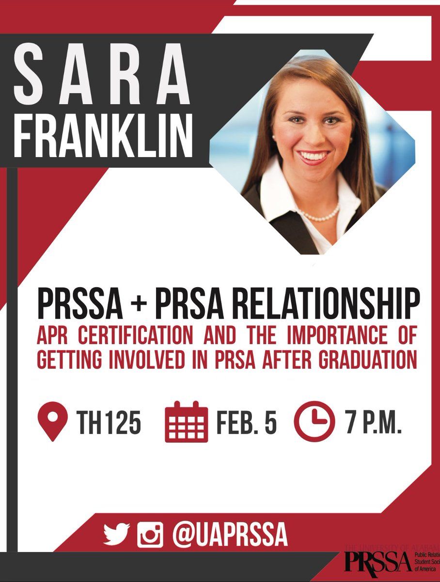 Ua Prssa On Twitter Our Next Meeting Is Monday Feb 5 At 7 Pm