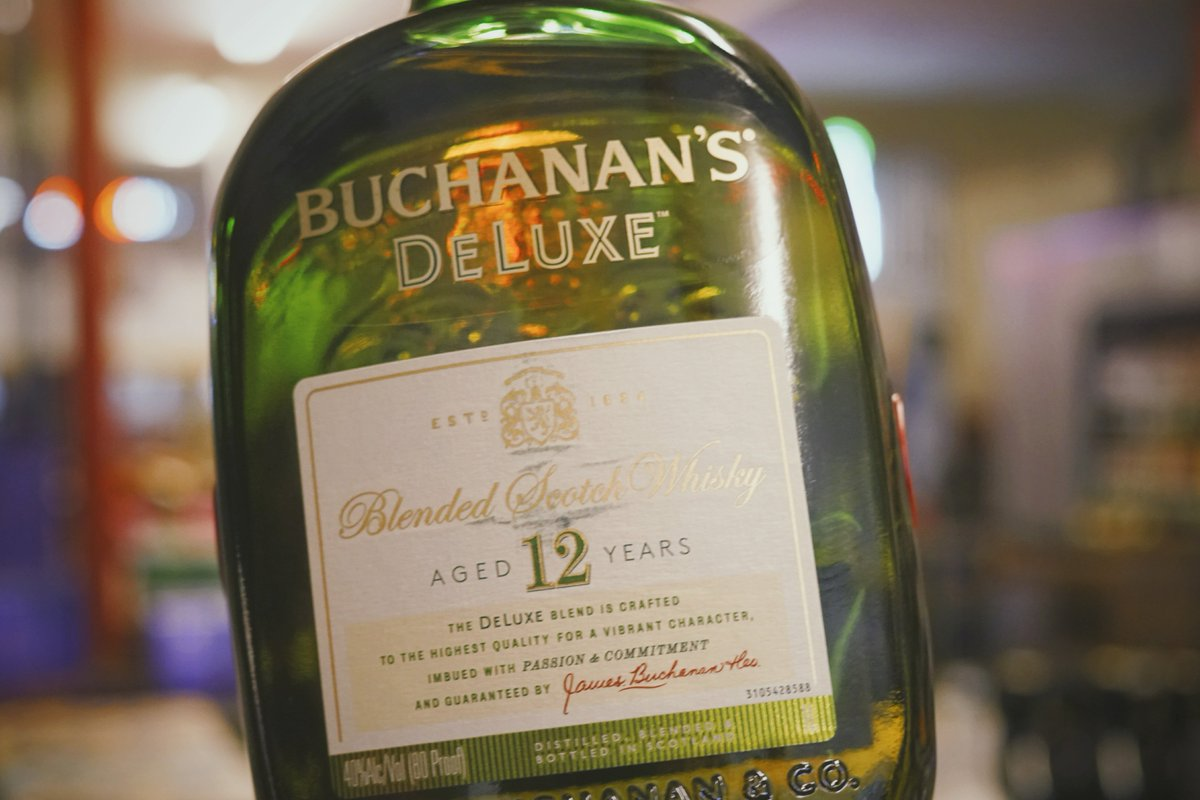 Pinkies Inc On Twitter Pick Up Buchanans Deluxe Aged 12 Years