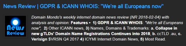 Domain Mondo on Twitter:
