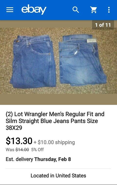 57bcd85e wrangler pants: men's hashtag on Twitter
