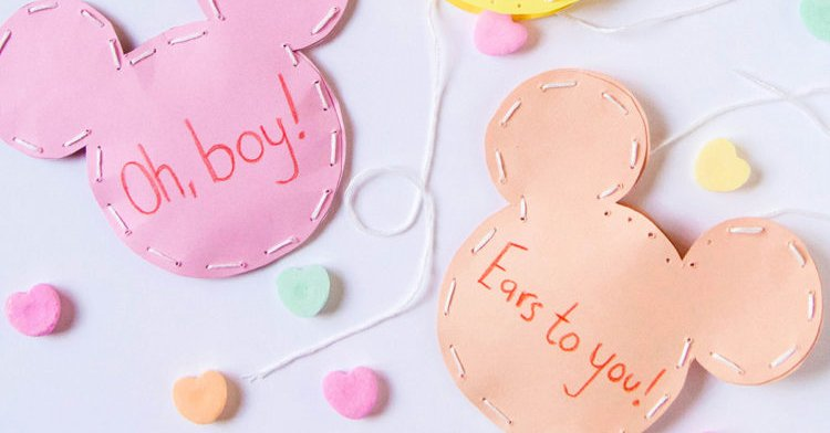 These Mickey Candy Pouches Will Make Your #ValentinesDay Sweet: di.sn/6014D37je