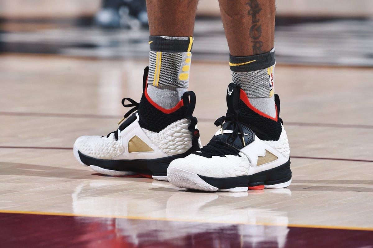 "45d7099349e94 Nike lebron 15 ""diamond turf""  kingjames  allforone - scoopnest.com"