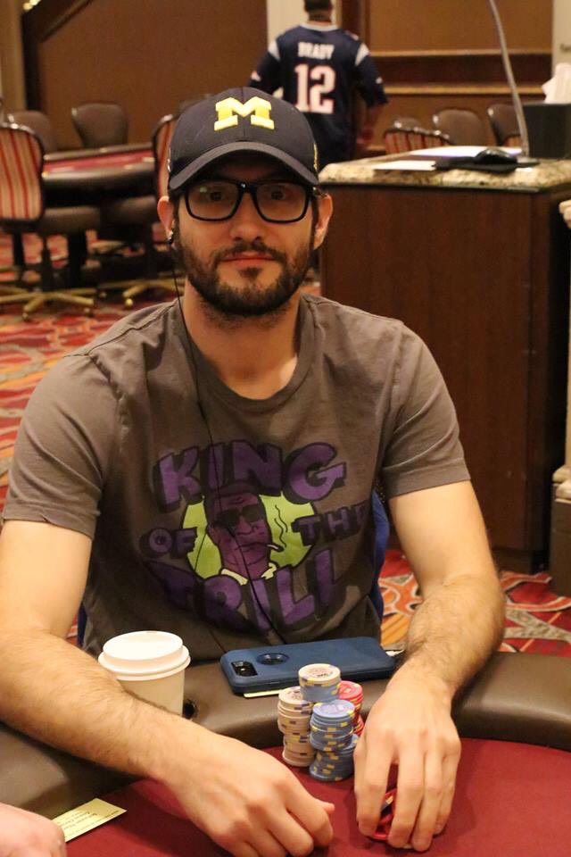 Leo wolpert poker