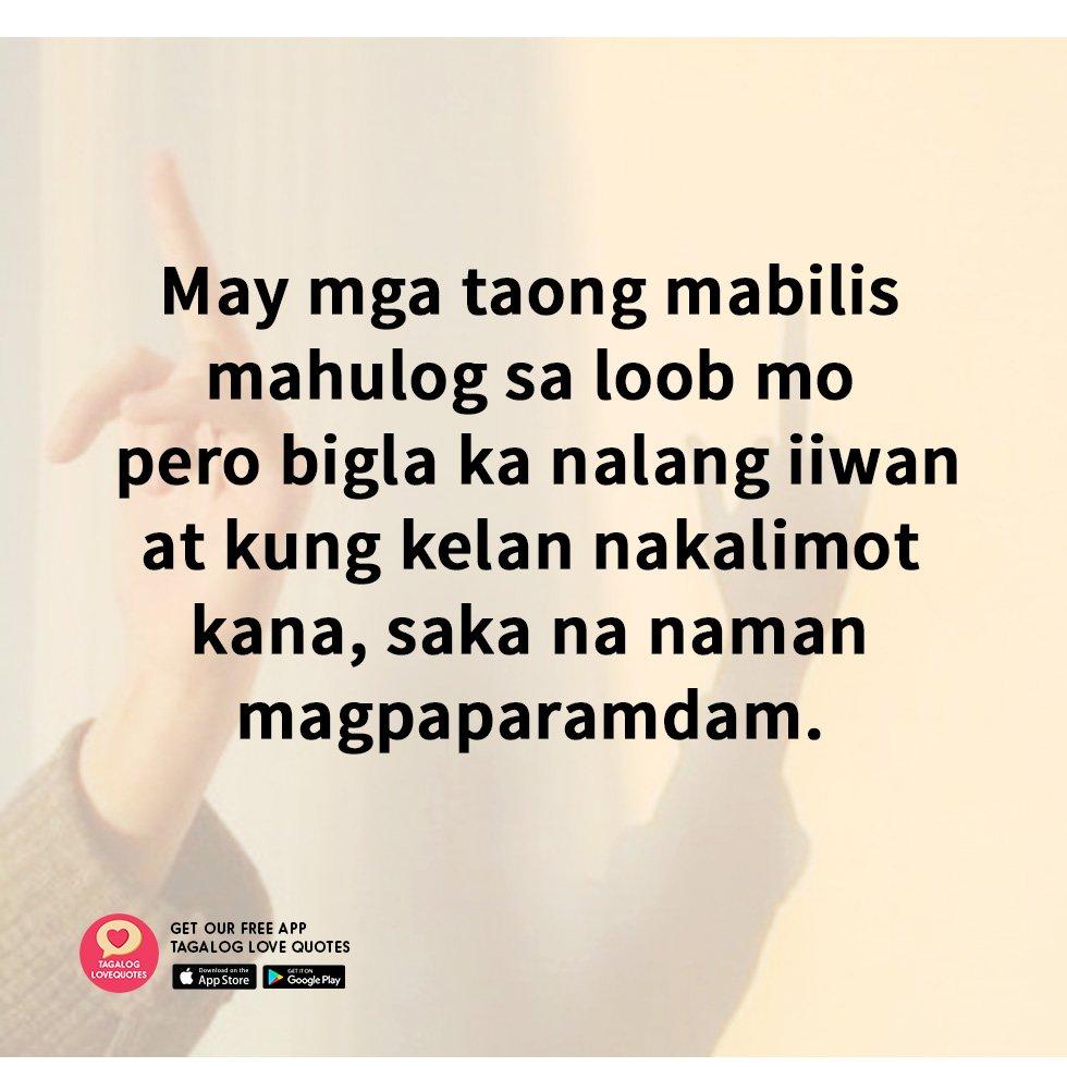 Tagalog Love Quotes Pinoy Tagalog Love Quotes Pinoy_Lovequote  Twitter