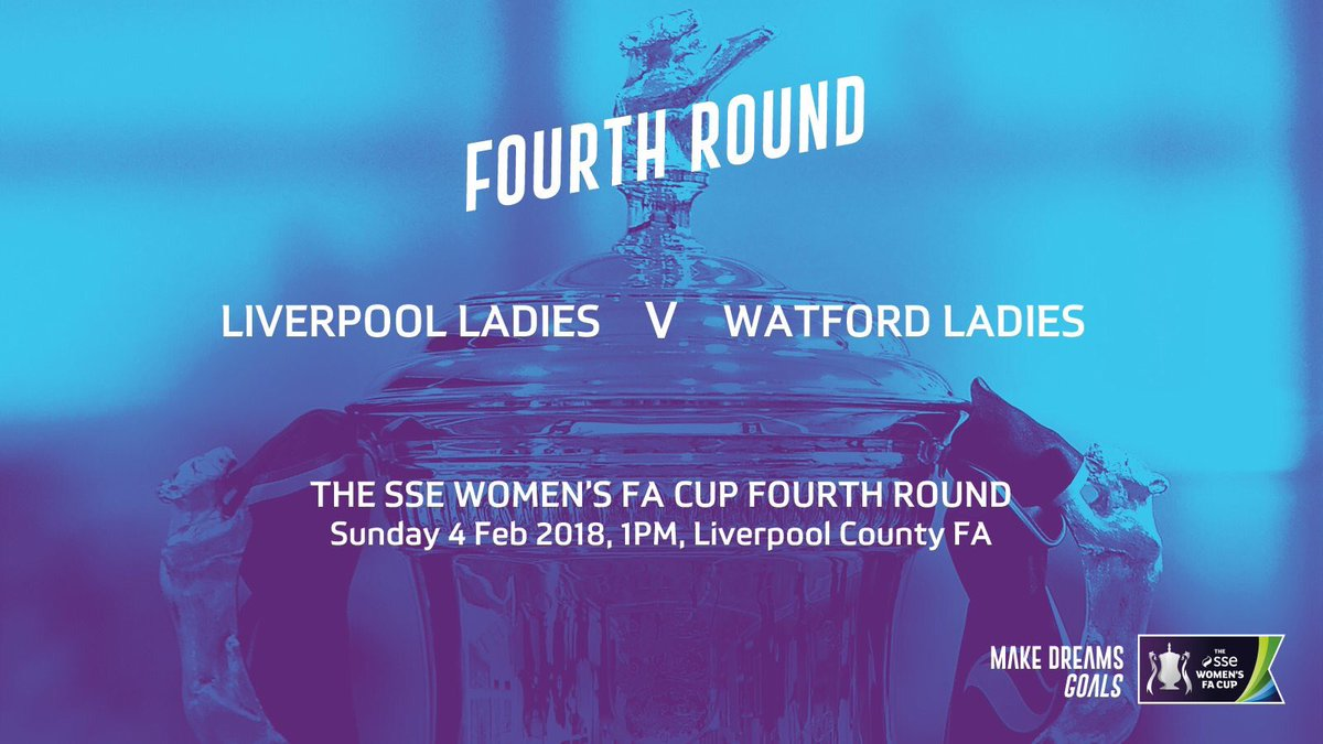 It's @SSEWomensFACup match day! We face...