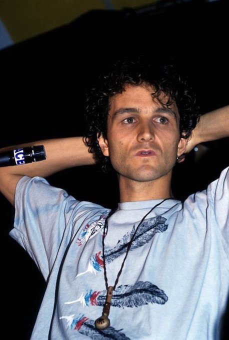 Happy birthday to Tim Booth of James, who turns 58 today!