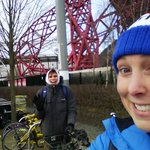A few pics from today's 5/10km at London Olympic park. Great way to start a Sunday! #running #RunThroughUK #TORQFuelled @RAFBrizeNorton @rafathletics
