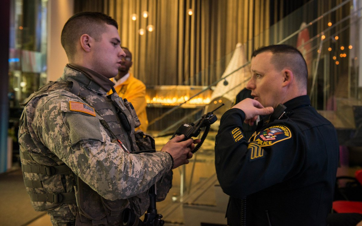 As you get ready to watch the game today, remember the more than 550 National Guard members helping protect Super Bowl attendees in Minneapolis. Go Guard! :  https://t.co/XOcEIrRfMx