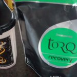 I needed that after a two hour swim session! #TORQFuelled