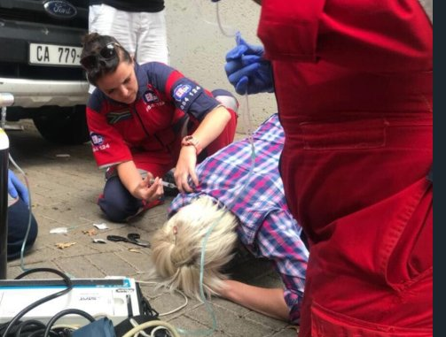 BREAKING Katie Hopkins collapses after 'taking ketamine' in South Africa https://t.co/sEIJvaHp0B