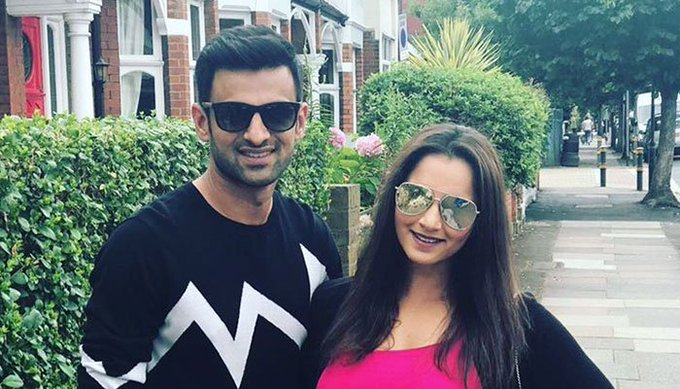 Cuteness alert: Sania Mirza wishes happy birthday to Shoaib Malik