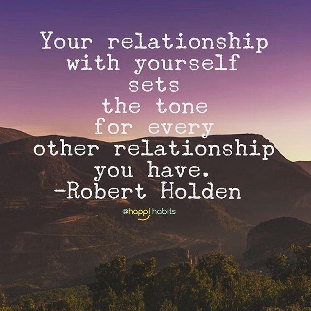 MRT @KariJoys #mindfulness Your #Relationship w/ YOU matters! #JoyTrain #Joy #Peace RT @gerrinnesmac