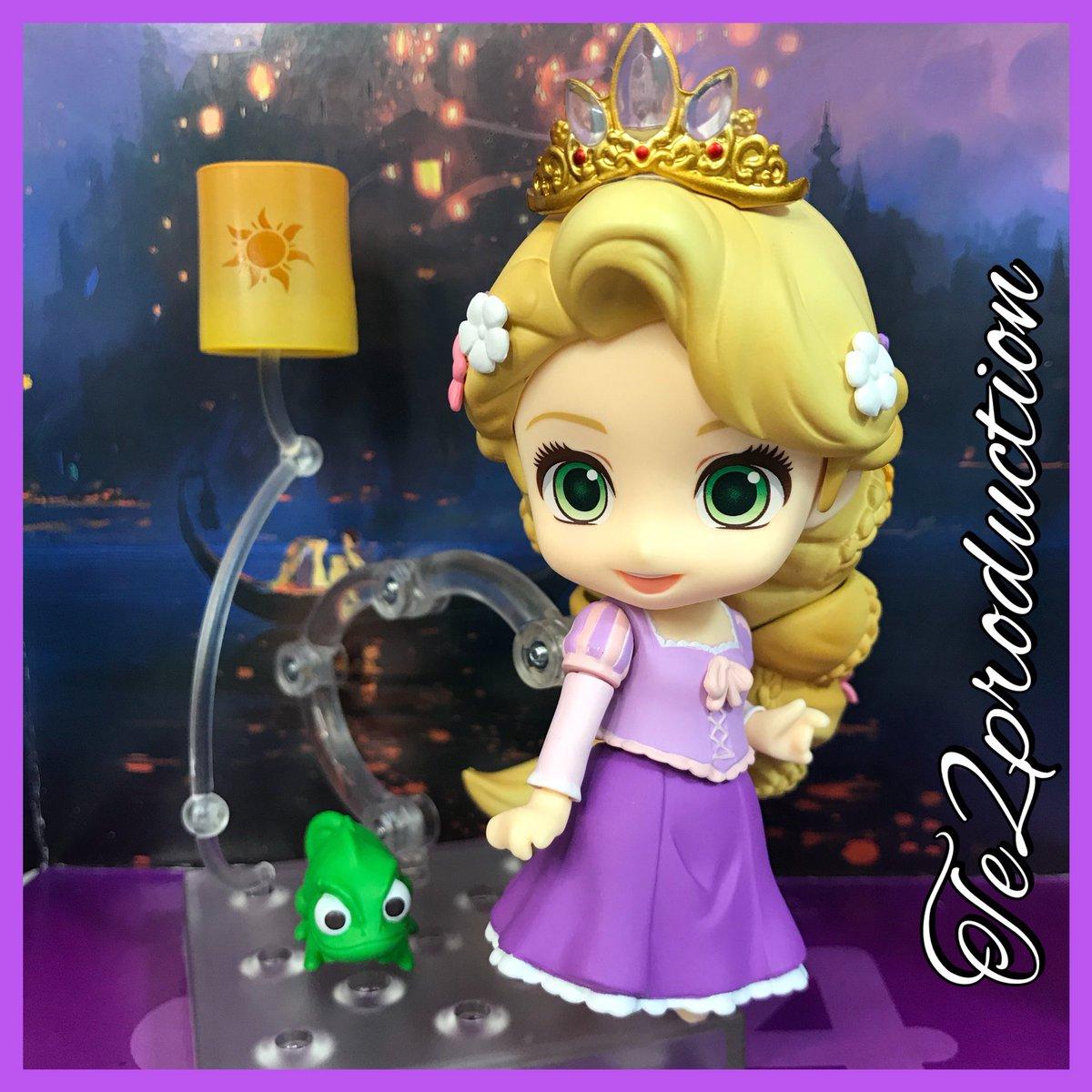 Erikku On Twitter Https Tco B229qwcnd2 Disney Tangled Figure Rapunzel Raiponce Nendoroid Goodsmilecompany Pascal Collection Review