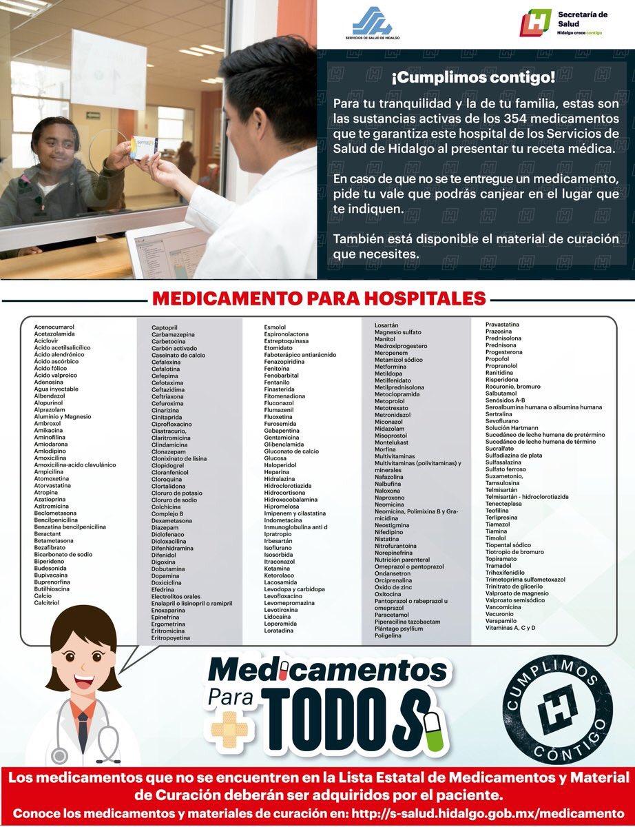 Gobierno De Hidalgo على تويتر Te Invitamos A Consultar El