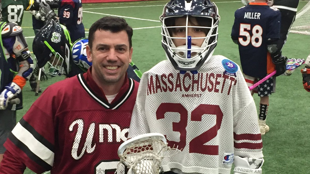 the best attitude 5ccb7 17b1a UMass Men's Lacrosse on Twitter: