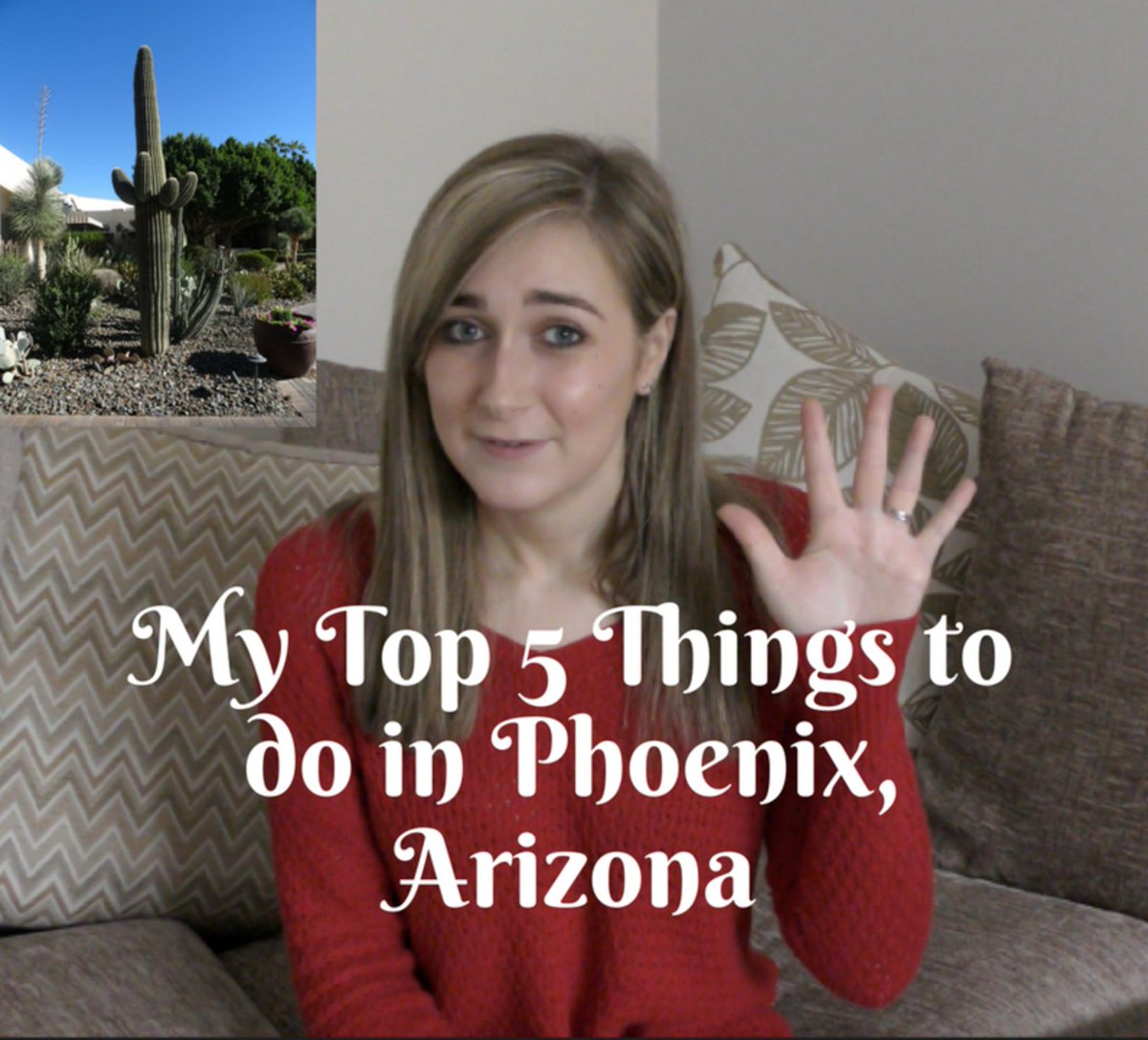 Evening! My latest vlog is now live  Check out my top 5 things to do in Phoenix, Arizona right here: https:// youtu.be/2qwD65jRMGY  &nbsp;   #vlog #vlogger #travel #america #usa #phoenix #arizona #mytopfive #toptraveltips #toptips #thingstodo #presenter #presenterlife #TV #radio<br>http://pic.twitter.com/dyWxVtorOT