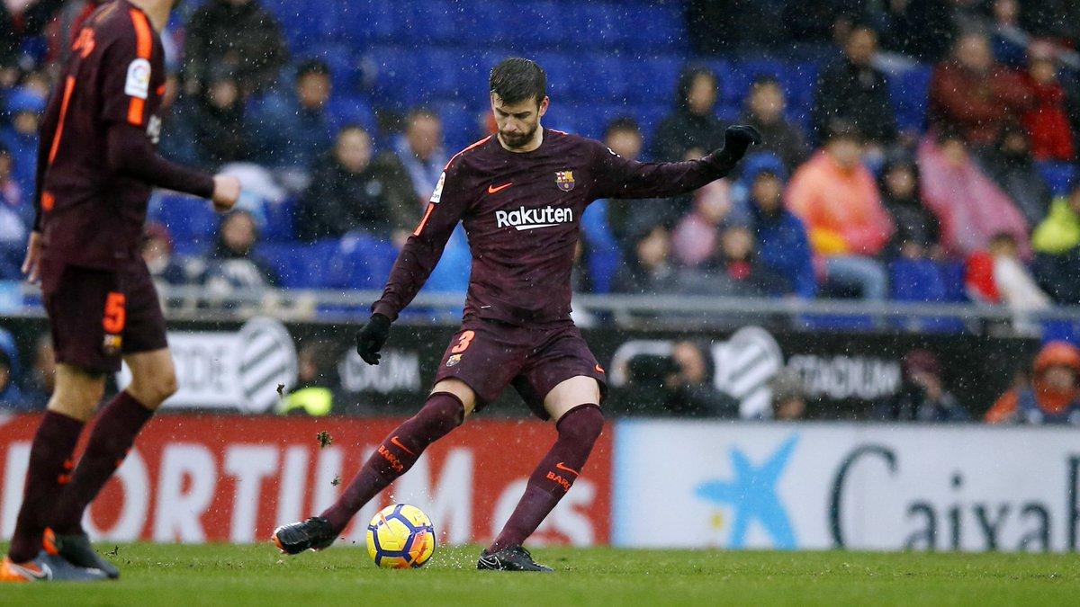 Chấm điểm kết quả Espanyol 1-1 Barcelona