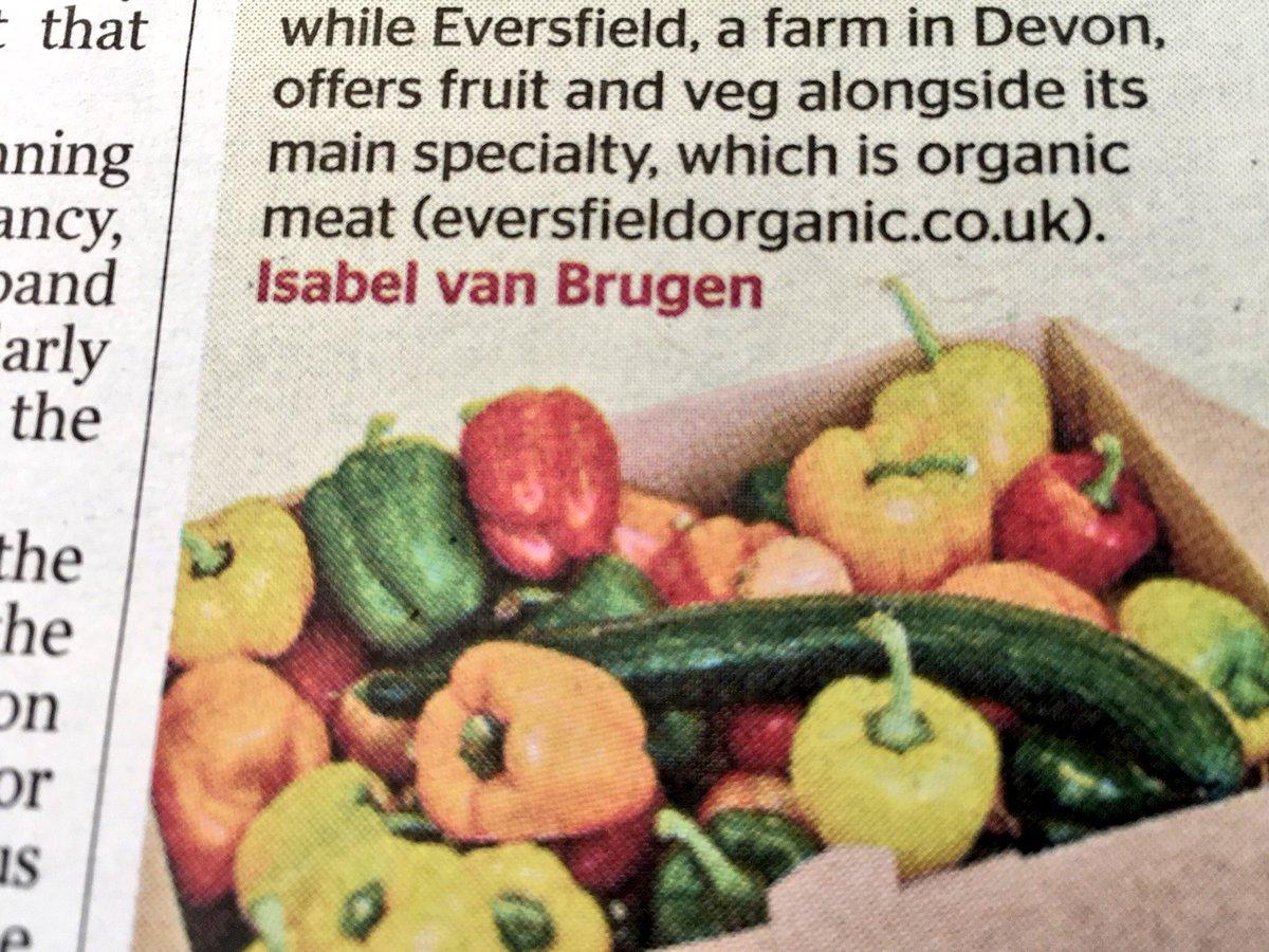 Eversfield Organic on Twitter: