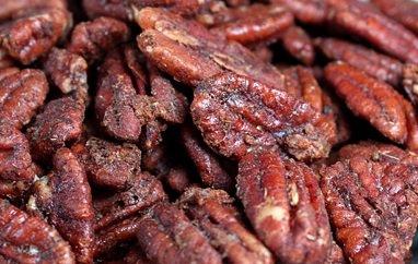 Five-Spice Pecans