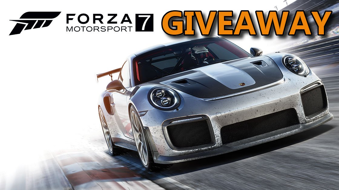 GIVEAWAY! Lately, I reached 5000 subs on Youtube. I want to thank you with the chance to win one #Forza7 ULTIMATE EDITION CODE.🤩 All you have to do is to RETWEET and FOLLOW. The winner will be picked randomly on february 9th.  Thanks to @ForzaMotorsport for providing the code.😎