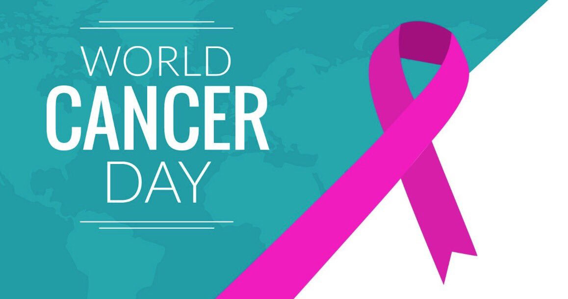 Todo mi apoyo a l@s valientes que luchan contra el #cáncer y, como no, a los que l@s rodean. Todos con vosotros! #DíaMundialContraElCáncer   All my support and strength to the brave people who are fighting against #cancer and their families. We are all with you! #WorldCancerDay <br>http://pic.twitter.com/ZKkOSZAi0i